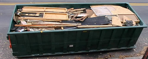 Dumpster Rental in Virginia Beach from Camco