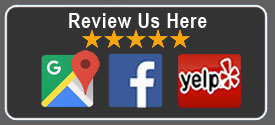 Help us grow, and give us a review on Google Maps, Facebook and Yelp!
